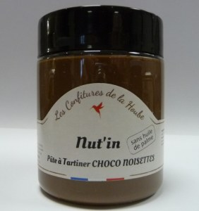 Nut'in Pâte à Tartiner 570