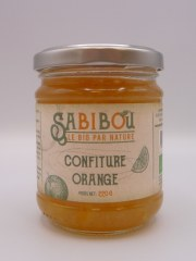 Orange Douce BIO 220 - SABIBOU